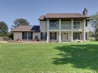 Hays County Single Family Home For Sale: 312 S Cedar Dr