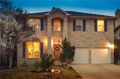 Austin Single Family Home Active Contingent: 4345 Canyon Glen Cir