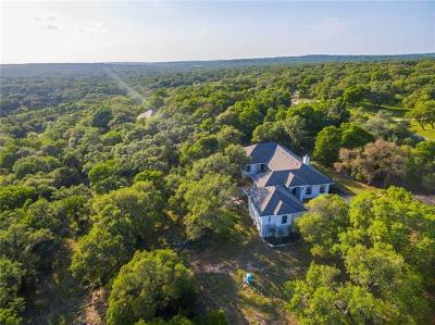 Hays County Single Family Home For Sale: 1500 Cascade Trl