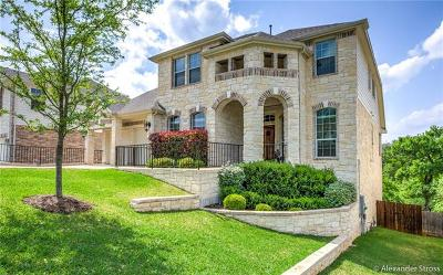 Travis County, Williamson County Single Family Home For Sale: 2713 Orsobello Pl