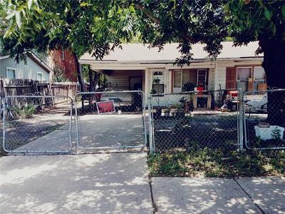 Austin Single Family Home For Sale: 917 Vargas Rd
