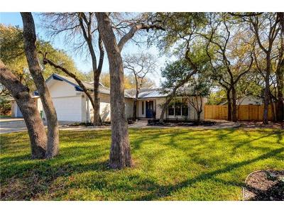 Austin Single Family Home For Sale: 7413 Fireoak Dr
