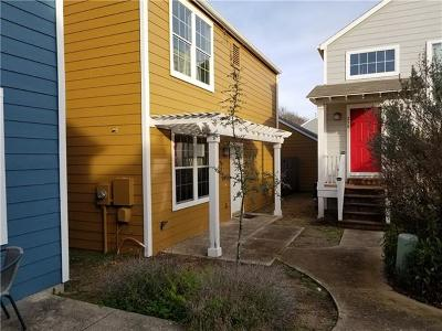 San Marcos Condo/Townhouse For Sale: 240 Trestle Tree