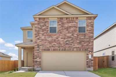 Williamson County Single Family Home For Sale: 112 Star Pass