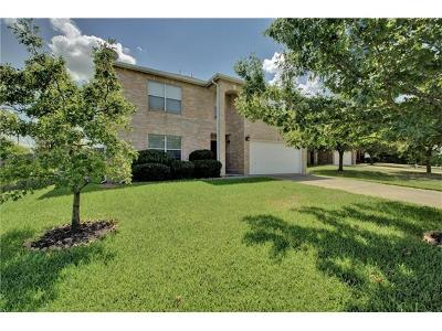 Pflugerville Single Family Home For Sale: 933 Springbrook Dr