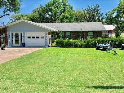 Kingsland Single Family Home For Sale: 1636 Cherokee Trl
