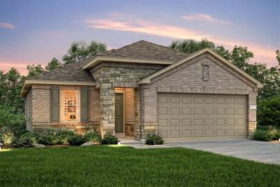 Manor Single Family Home For Sale: 11624 Jackson Falls Way
