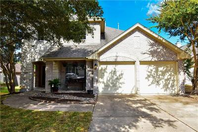 Single Family Home For Sale: 1707 Gypsum Ct