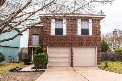 Travis County Single Family Home For Sale: 8604 Piney Creek Bnd