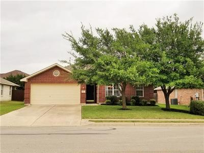 Leander Single Family Home For Sale: 1416 Ridgewood Dr