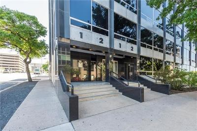 Austin Condo/Townhouse For Sale: 1212 Guadalupe St #604
