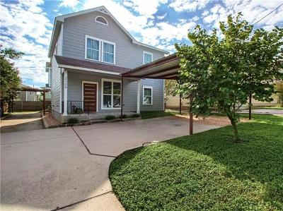Hays County, Travis County, Williamson County Single Family Home For Sale: 2109 Maxwell Ln #A