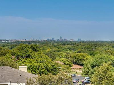 Travis County Condo/Townhouse For Sale: 6810 Deatonhill Dr #1300