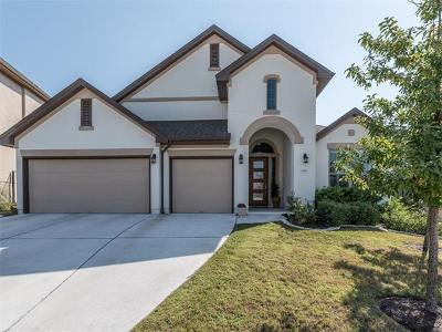 Bee Cave TX Single Family Home Pending - Taking Backups: $455,500