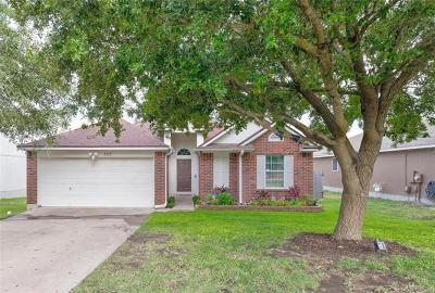 Hutto Single Family Home Pending - Taking Backups: 303 Estate Dr