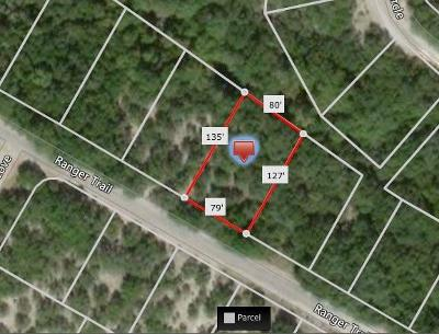 Leander TX Residential Lots & Land For Sale: $7,995