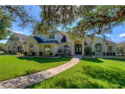 Dripping Springs Single Family Home Pending - Taking Backups: 1250 E Creek Dr