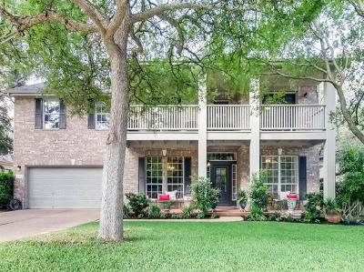 Austin Single Family Home For Sale: 3004 Portola Ct