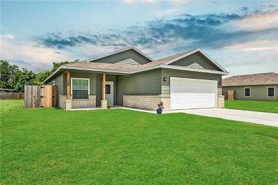Lampasas County Single Family Home Pending - Taking Backups: 610 Briggs St