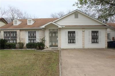 Austin Single Family Home For Sale: 10211 Doc Holliday Trl