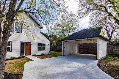 Single Family Home For Sale: 1108 Morrow St #B