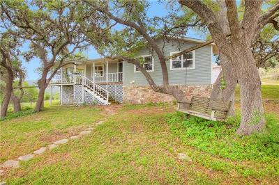 Canyon Lake Single Family Home Pending - Taking Backups: 1285 Island Vw