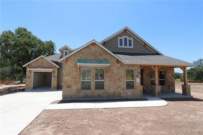 Hays County Single Family Home For Sale: 165 Cats Eye Cv