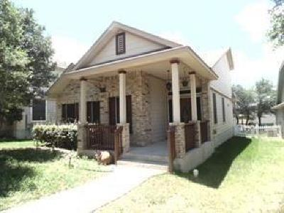 Cedar Park Single Family Home For Sale: 221 Lollipop Ln