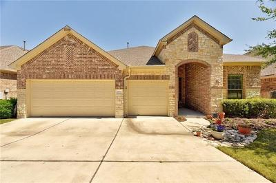 Leander Single Family Home For Sale: 2624 Outlook Ridge Loop