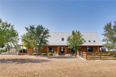 Williamson County Single Family Home For Sale: 175 County Road 3001 NE