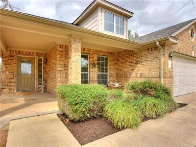 Leander Single Family Home For Sale: 2701 Katie Cv