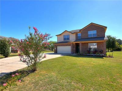 Cedar Creek TX Single Family Home For Sale: $325,000