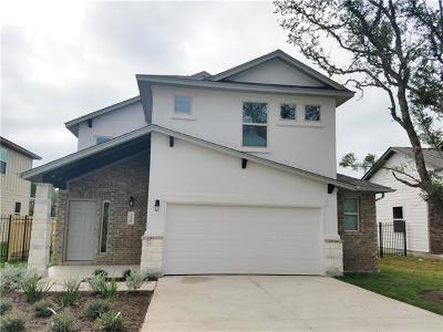 Austin Single Family Home For Sale: 1306 Falconer Way