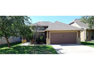 Killeen Single Family Home For Sale: 3416 Castleton Dr