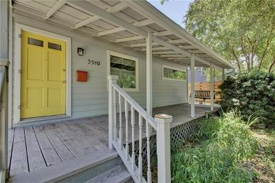 Austin Single Family Home Coming Soon: 3319 Hemlock Ave
