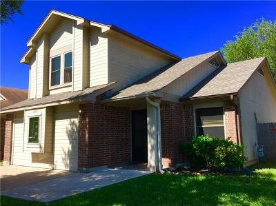 Austin TX Single Family Home For Sale: $299,990