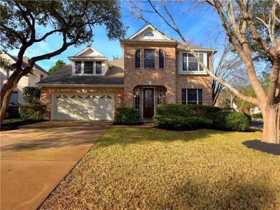 Single Family Home For Sale: 16920 Tidewater Cv