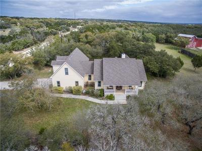 San Marcos Single Family Home For Sale: 967 Falconwood Dr