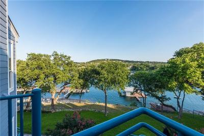 Spicewood Condo/Townhouse For Sale: 903 Cat Hollow Club Dr #C-13
