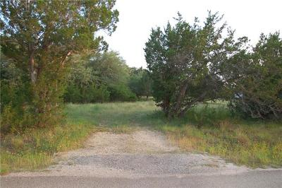 Driftwood TX Residential Lots & Land For Sale: $225,000