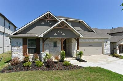 Leander Single Family Home For Sale: 3524 Venezia Vw