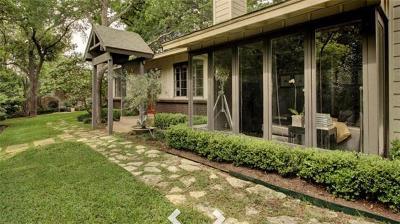 Austin Single Family Home Pending - Taking Backups: 1306 Possum Trot St