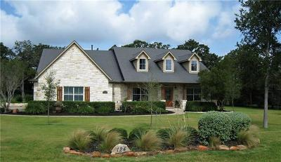 Bastrop TX Single Family Home For Sale: $412,000