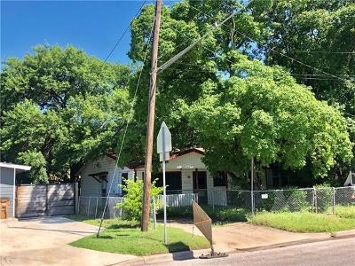 Austin Single Family Home Pending - Taking Backups: 1408 Vargas Rd