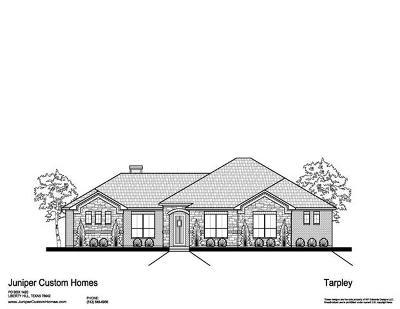 Liberty Hill Single Family Home For Sale: 113 Retama Tree Trce