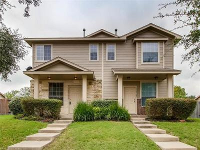 Pflugerville Multi Family Home For Sale: 13816 Harris Ridge Blvd