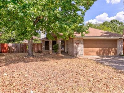 Austin Single Family Home Pending - Taking Backups: 4213 Galbraith Cv