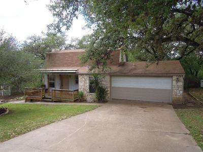 Austin Single Family Home For Sale: 3010 Brass Buttons Trl