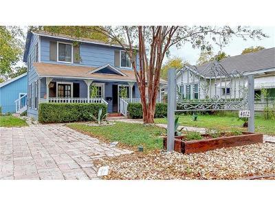 Condo/Townhouse For Sale: 4812 Avenue G