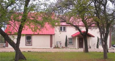 Other TX Single Family Home For Sale: $875,000